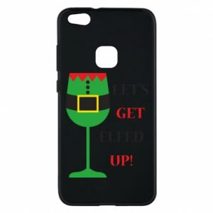 Phone case for Huawei P10 Lite Let's get elfed up!