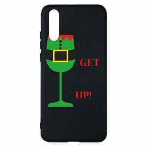 Phone case for Huawei P20 Let's get elfed up!