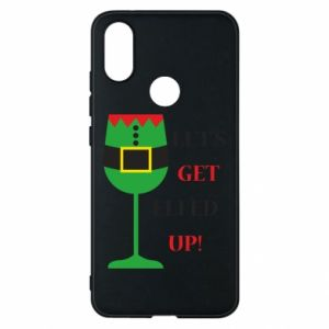 Phone case for Xiaomi Mi A2 Let's get elfed up!
