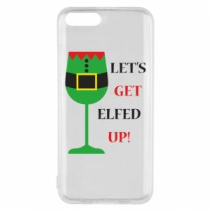 Phone case for Xiaomi Mi6 Let's get elfed up!