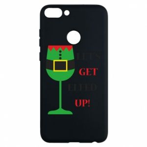 Phone case for Huawei P Smart Let's get elfed up!