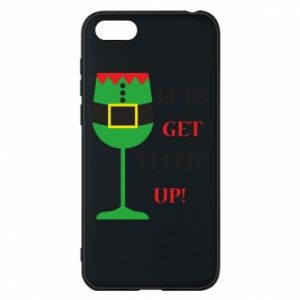 Phone case for Huawei Y5 2018 Let's get elfed up!