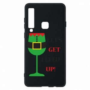 Phone case for Samsung A9 2018 Let's get elfed up!