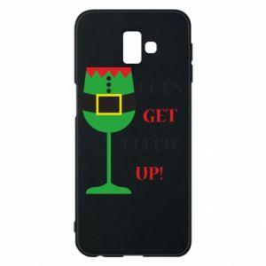 Phone case for Samsung J6 Plus 2018 Let's get elfed up!