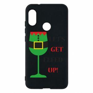 Phone case for Mi A2 Lite Let's get elfed up!