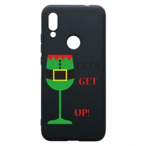Phone case for Xiaomi Redmi 7 Let's get elfed up!