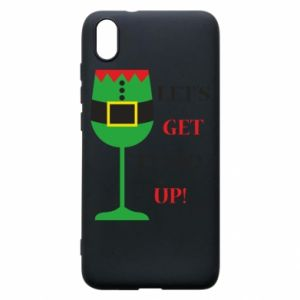 Phone case for Xiaomi Redmi 7A Let's get elfed up!