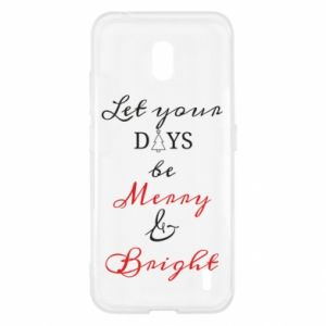 Nokia 2.2 Case Let your days be merry and bright