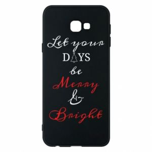 Samsung J4 Plus 2018 Case Let your days be merry and bright