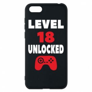 Phone case for Huawei Y5 2018 Level 18