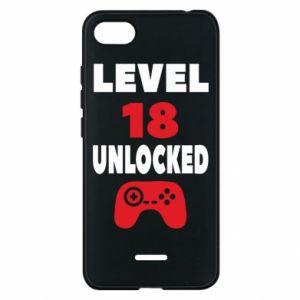 Phone case for Xiaomi Redmi 6A Level 18