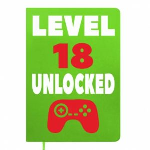 Notepad Level 18