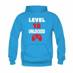Kid's hoodie Level 18