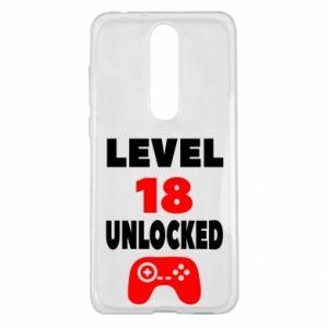 Nokia 5.1 Plus Case Level 18