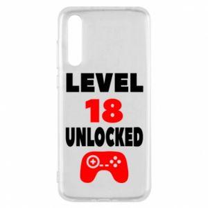 Huawei P20 Pro Case Level 18