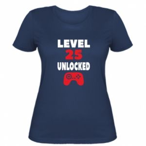 Women's t-shirt Level 25