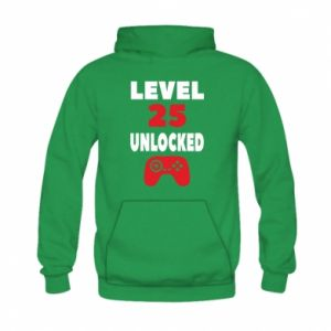 Kid's hoodie Level 25