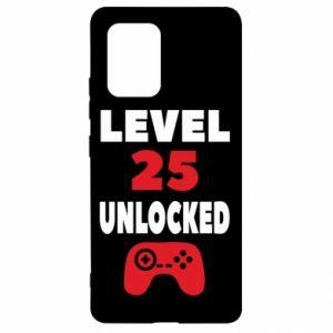 Samsung S10 Lite Case Level 25