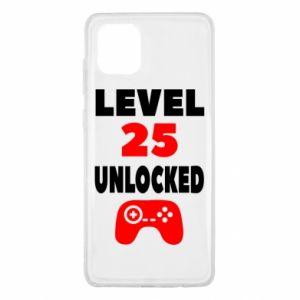 Samsung Note 10 Lite Case Level 25