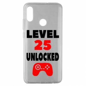 Huawei Honor 10 Lite Case Level 25