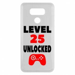 LG G6 Case Level 25