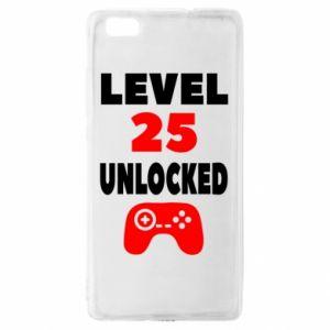 Huawei P8 Lite Case Level 25