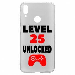 Huawei Y7 2019 Case Level 25