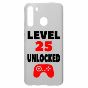 Samsung A21 Case Level 25