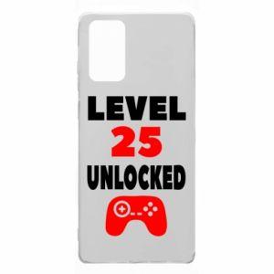 Samsung Note 20 Case Level 25