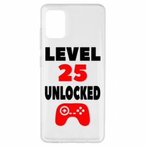 Samsung A51 Case Level 25