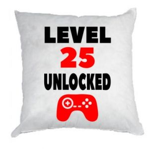 Pillow Level 25