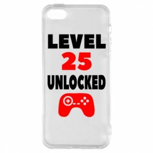 Phone case for iPhone 5/5S/SE Level 25