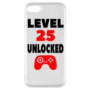 Phone case for iPhone 8 Level 25