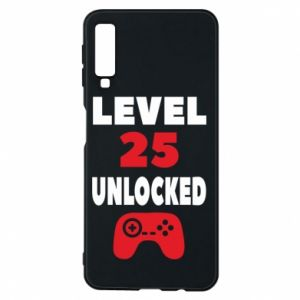 Phone case for Samsung A7 2018 Level 25