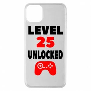 Phone case for iPhone 11 Pro Max Level 25