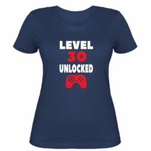 Women's t-shirt Level 30