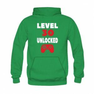 Bluza z kapturem dziecięca Level 30