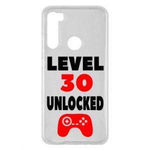 Etui na Xiaomi Redmi Note 8 Level 30