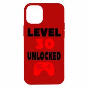Etui na iPhone 12 Mini Level 30