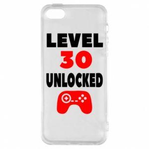 Etui na iPhone 5/5S/SE Level 30