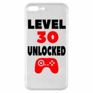 Phone case for iPhone 7 Plus Level 30
