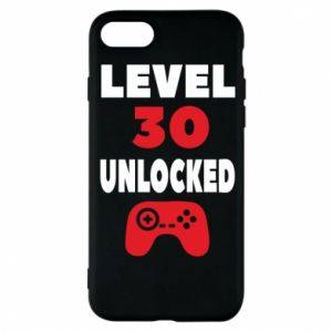 Phone case for iPhone 8 Level 30