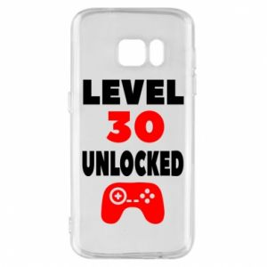 Phone case for Samsung S7 Level 30