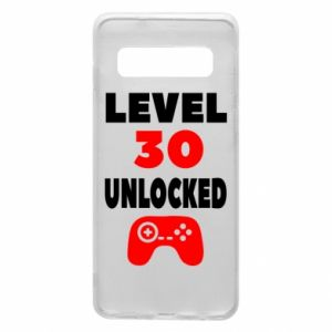 Phone case for Samsung S10 Level 30