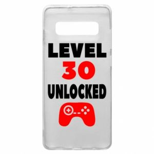 Phone case for Samsung S10+ Level 30