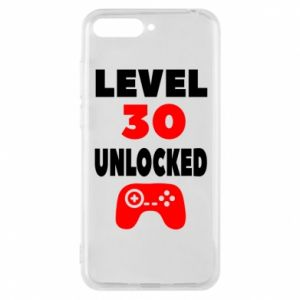 Phone case for Huawei Y6 2018 Level 30