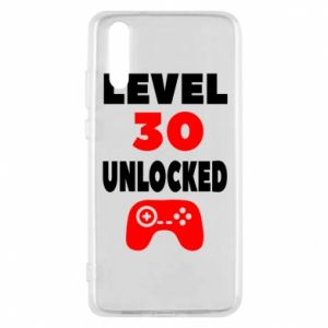 Phone case for Huawei P20 Level 30