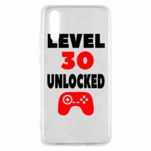 Etui na Huawei P20 Level 30