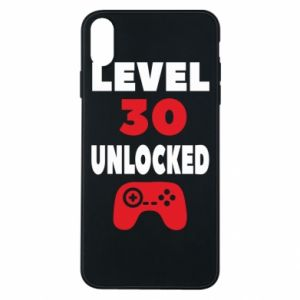 Phone case for iPhone Xs Max Level 30
