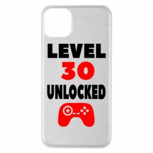 Phone case for iPhone 11 Pro Max Level 30